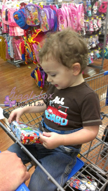 potty training, preparing to potty train, toddlers, going underwear shopping for potty training prep,