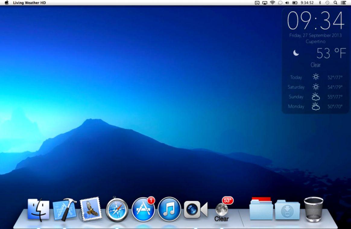 Live Weather Desktop Background | Wallpapers Screen