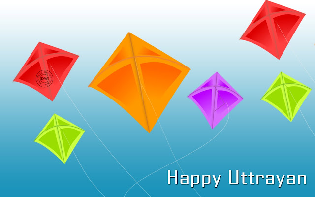 Happy Uttarayan 2017