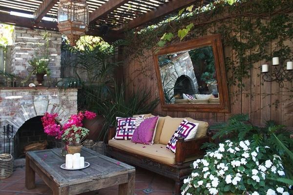 Blog De Ambar Muebles Ideas Para Decorar Un Porche - Como-decorar-un-porche