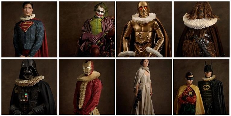 Super Flamands, Saat para Superhero Hidup di Abad ke-16
