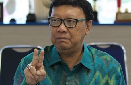 Soal PT, Tjahjo Kumolo: Dua Kali Pemilihan Presiden Tidak Ada Masalah