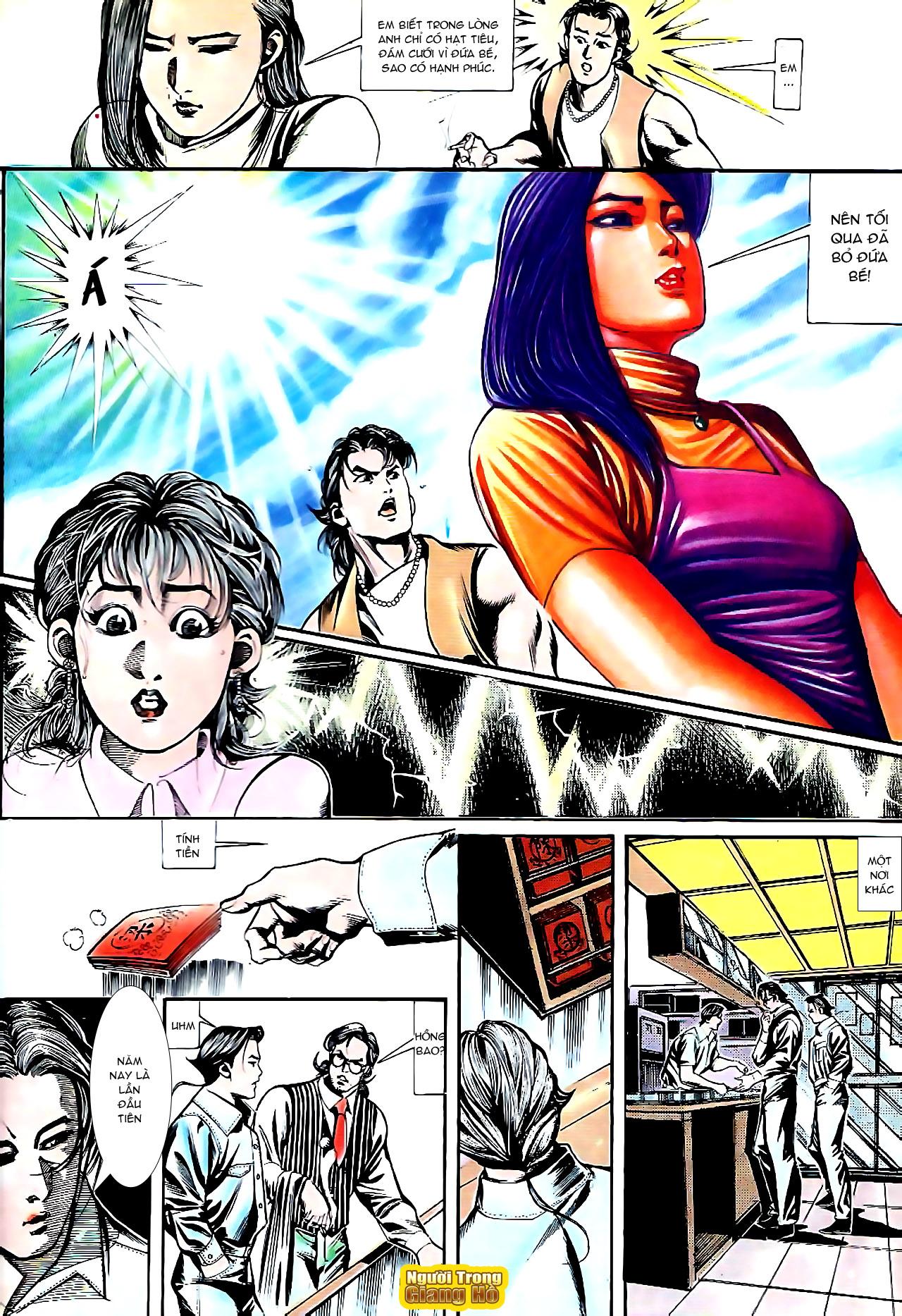 Người Trong Giang Hồ chapter 148: em đã gả cho anh trang 14