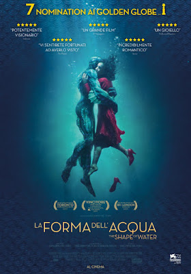 La Forma Dell'Acqua: The Shape Of Water Del Toro