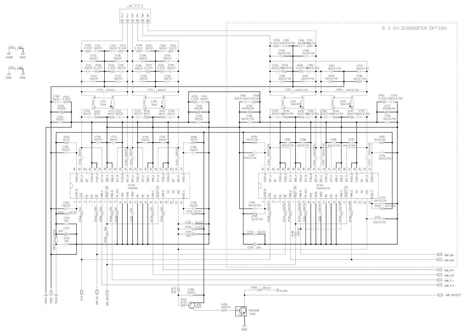 electro help  lg mct354 - lg mcs354f  w