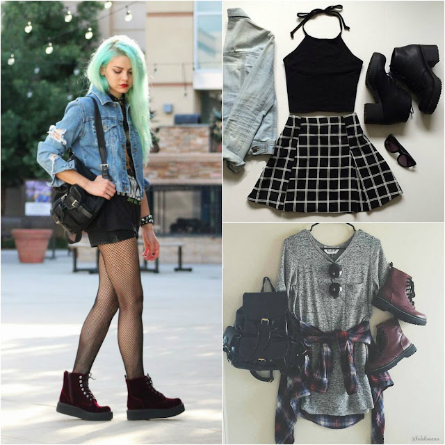 Dream Photographer Outifits Tumblr Grunge Style
