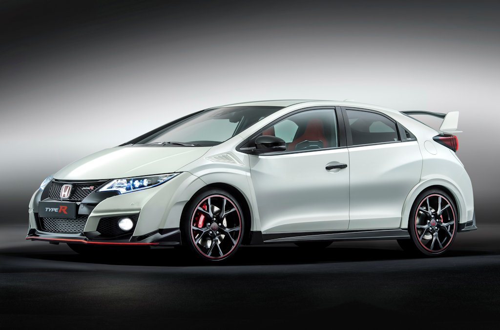 2016 Honda Civic Type R Price >> Welcome Crazy 2015 Honda Civic Type R Bows In At Geneva W