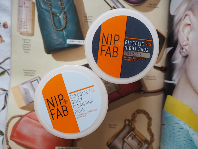 Nip & Fab Glycolic Fix Exfoliating Pads