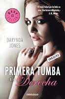 Primera Tumba a la Derecha 1, Darynda Jones