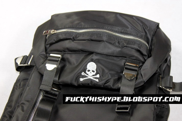 Fuck Hype Porter X Mastermind Japan Backpack Pre Order