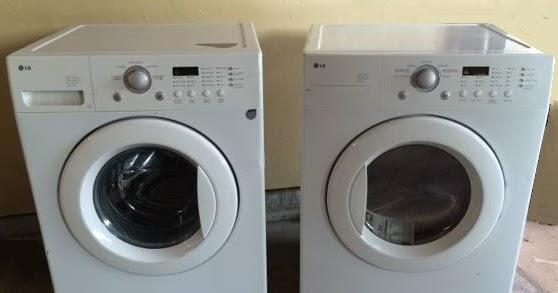 Listed Lg Front Load Washer Amp Dryer Set 250 Okc