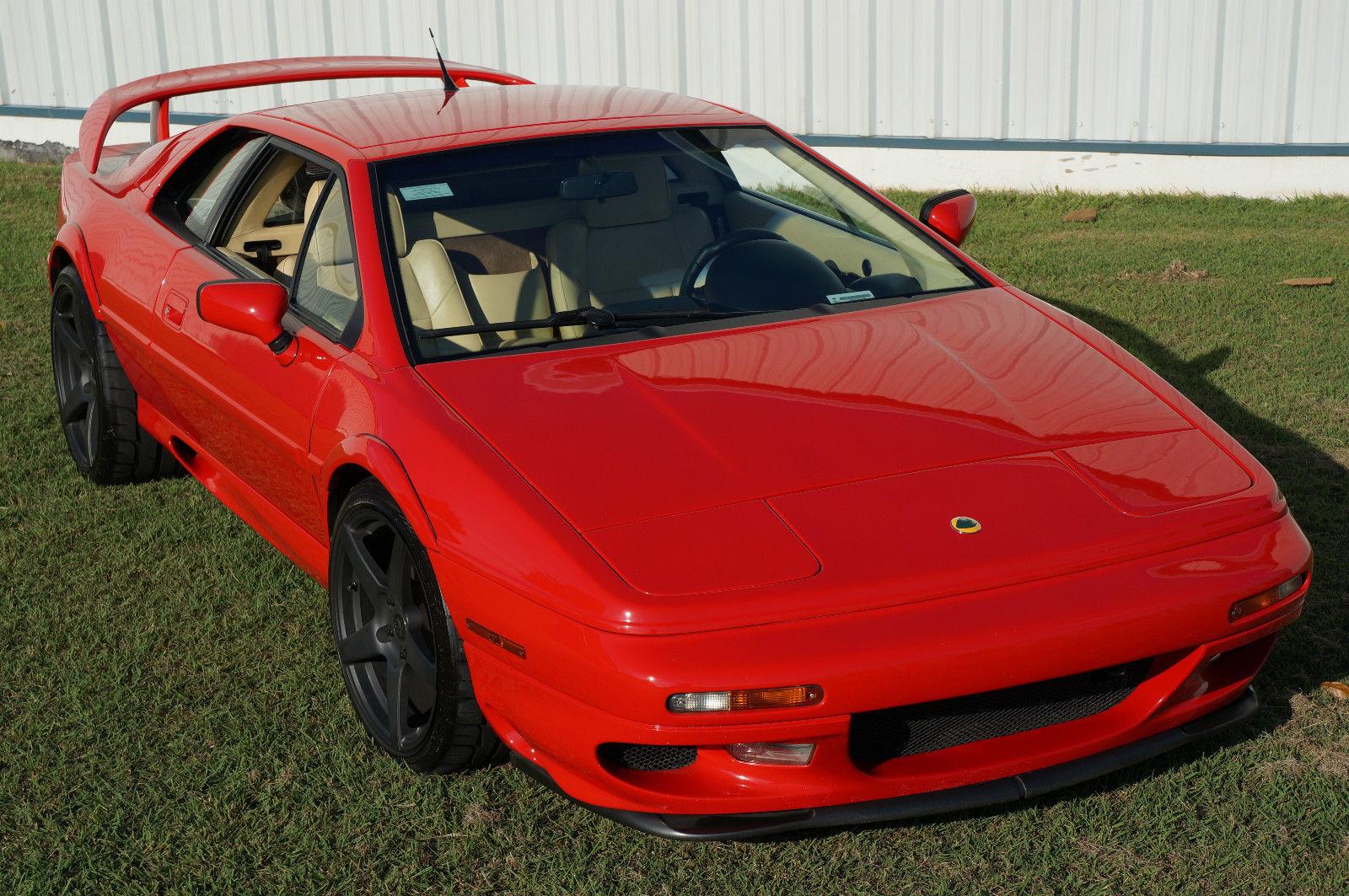 1998 lotus esprit v8 twin turbo super car saturday. Black Bedroom Furniture Sets. Home Design Ideas