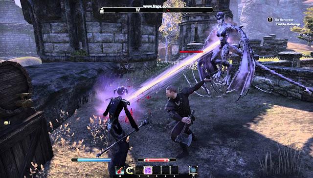 ESO Class Sorcerer Daedric Summoning