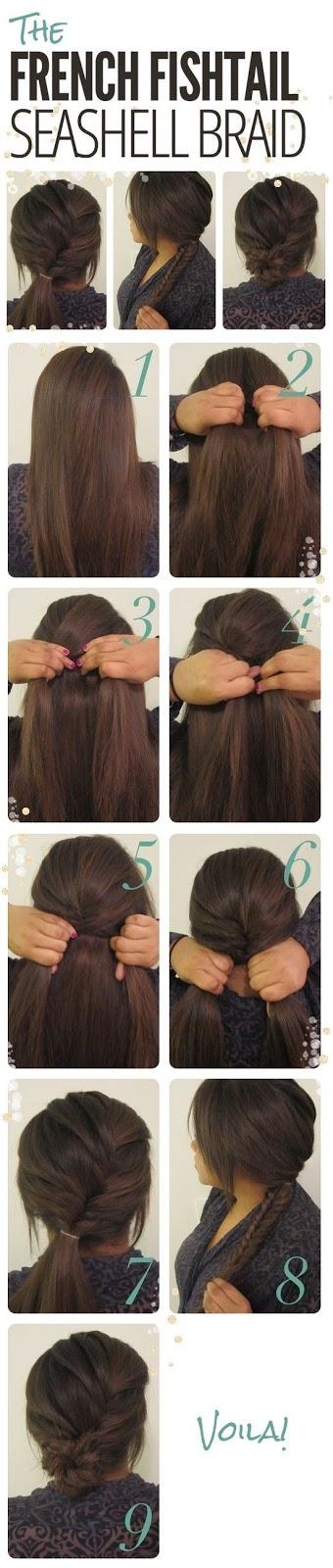 5 braid, pony and bun hairstyles for busy nurses