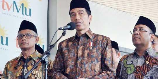 Jokowi Janjikan Perangi Kemiskinan, Berantas Terorisme dan Gebuk Komunisme