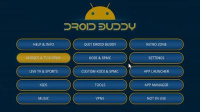 Droid Buddy 2.0