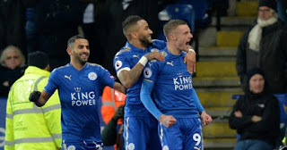 Leicester City vs Tottenham Hotspur 2-1 Video Gol & Highlights