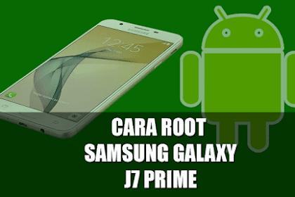 Cara Root Dan Pasang  TWRP Samsung Galaxy 7 Prime Versi Terbaru