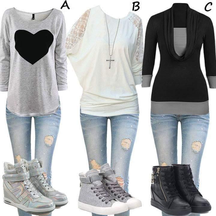 Outfits Urbanos