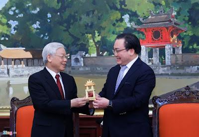 Ai có thể chặn được Nguyễn Phú Trọng?