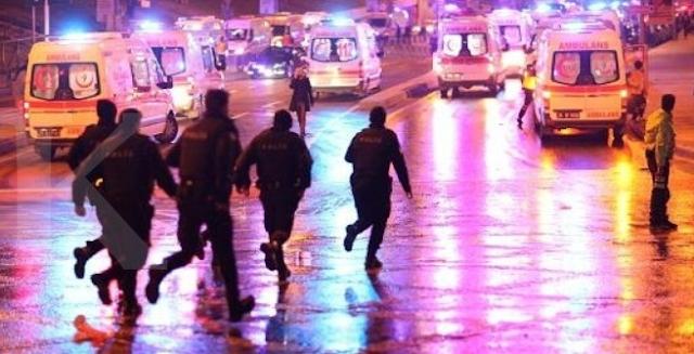 Teror Saat Malam Tahun Baru Di Turki 35 Orang Tewas