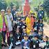 भारतीय पोस्ट सर्विस को जानने पहुंचे स्कूली बच्चे