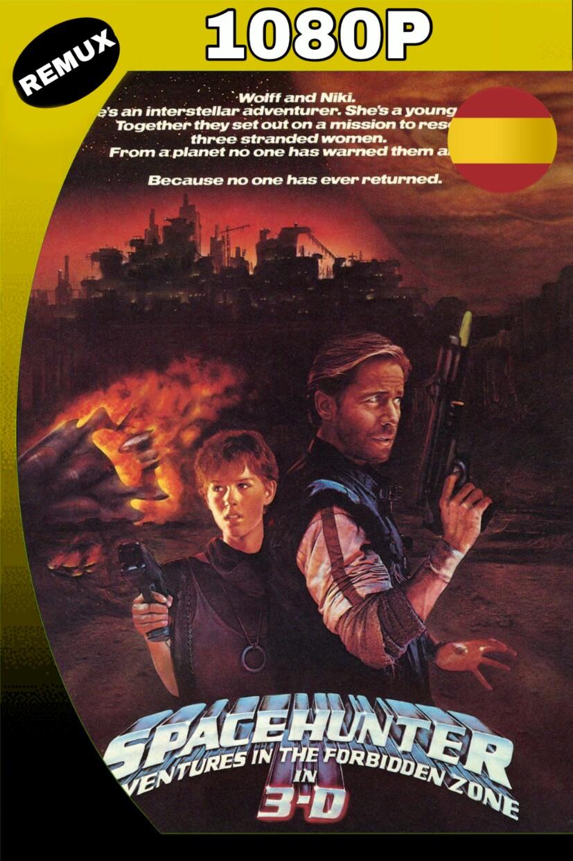 CAZADOR DEL ESPACIO – AVENTURAS EN LA ZONA PROHIBIDA (1983) BDREMUX 1080P ESPAÑOL MKV