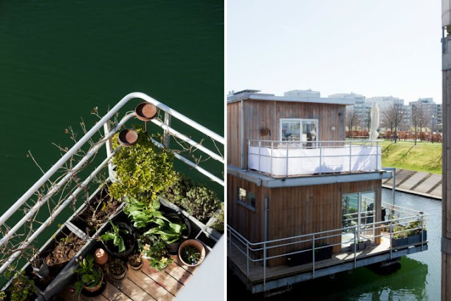 Floating House 5