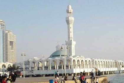 Tempat tempat Bersejarah di Kota Jedah