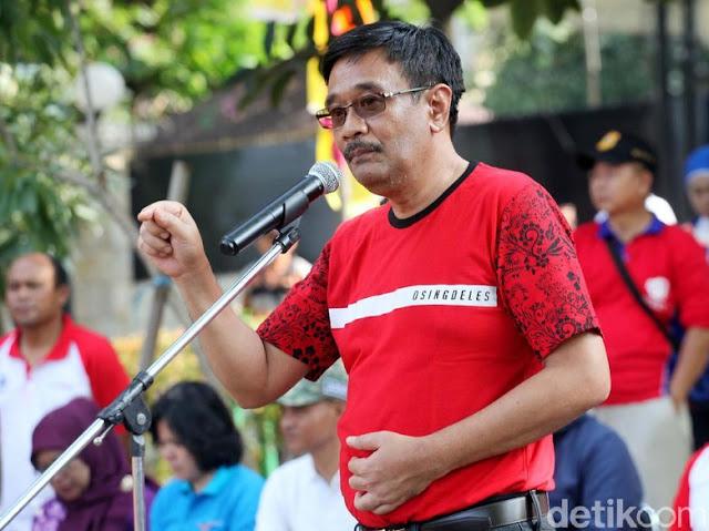 Djarot Batal Diumumkan Sebagai Cagub Sumut oleh Megawati Hari ini