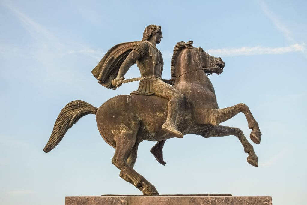 Sikandar, Alexander the great