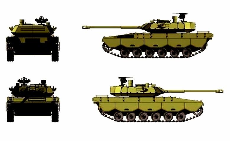 Tank Medium PT Pindad
