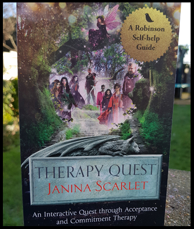 I've recently read the new Therapy Quest ACT book by Janina Scarlet and totally loved it!