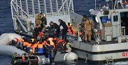 επαναπροωθήθηκαν στις τουρκικές ακτές 697 άτομα