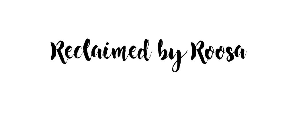 Reclaimed by Roosa