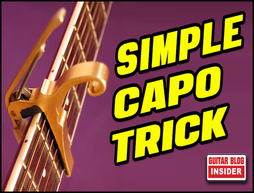 Simple Trick to End the Struggle of Fretting Chords | Creative ...