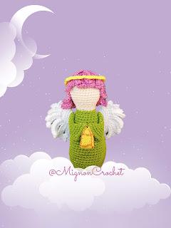 PATRON GRATIS ANGEL AMIGURUMI 39903