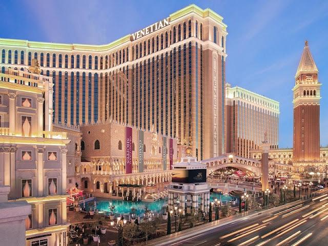 The Venetian Resort Hotel & Casino em Las Vegas