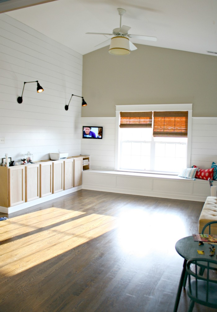 How to add the shiplap look to your home (for a lot less!) from ...