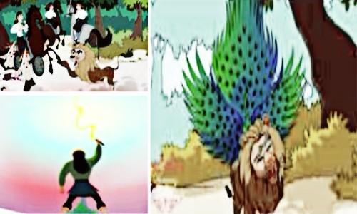 Cerita Rakyat Reog Ponorogo Lengkap Dengan Gambar