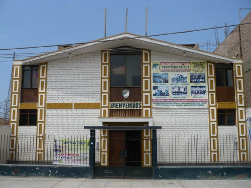 Colegio Cristiano Emaus - Huaral