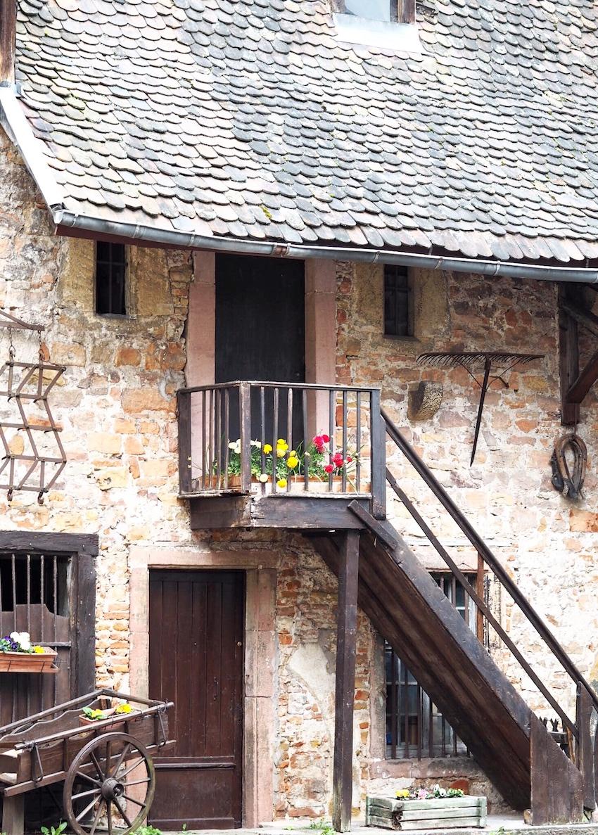 Altes (verlassenes?) Haus