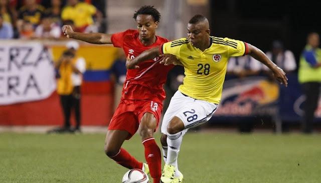 Peru vs Colombia en vivo Copa America Centenario