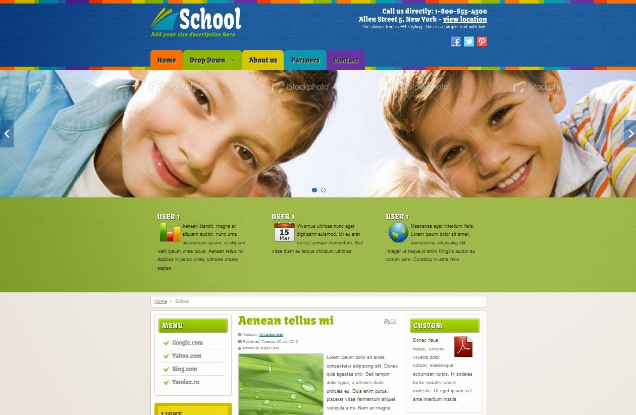 school website Quick access parents directory news calendars employment our district about us district compliance officers district profile district profile annual school report cards.