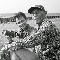 ojek sepeda, foto human interest, Kisah wilayah Kota Tua