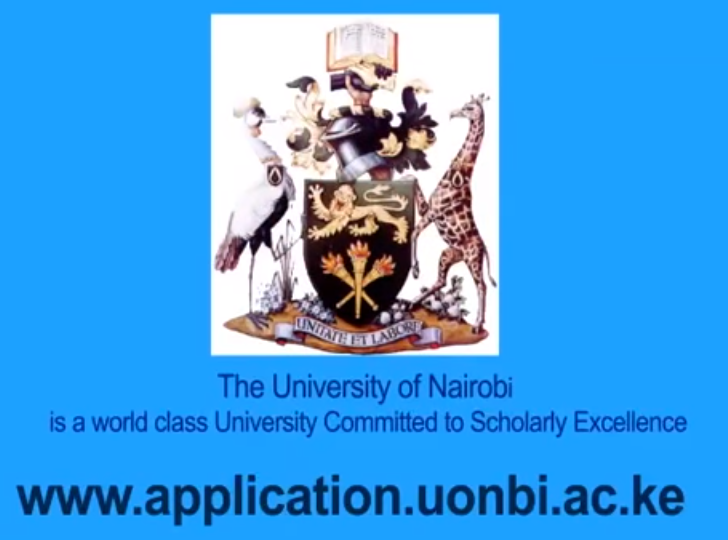 University of Nairobi 2021 Intake – Apply Now!