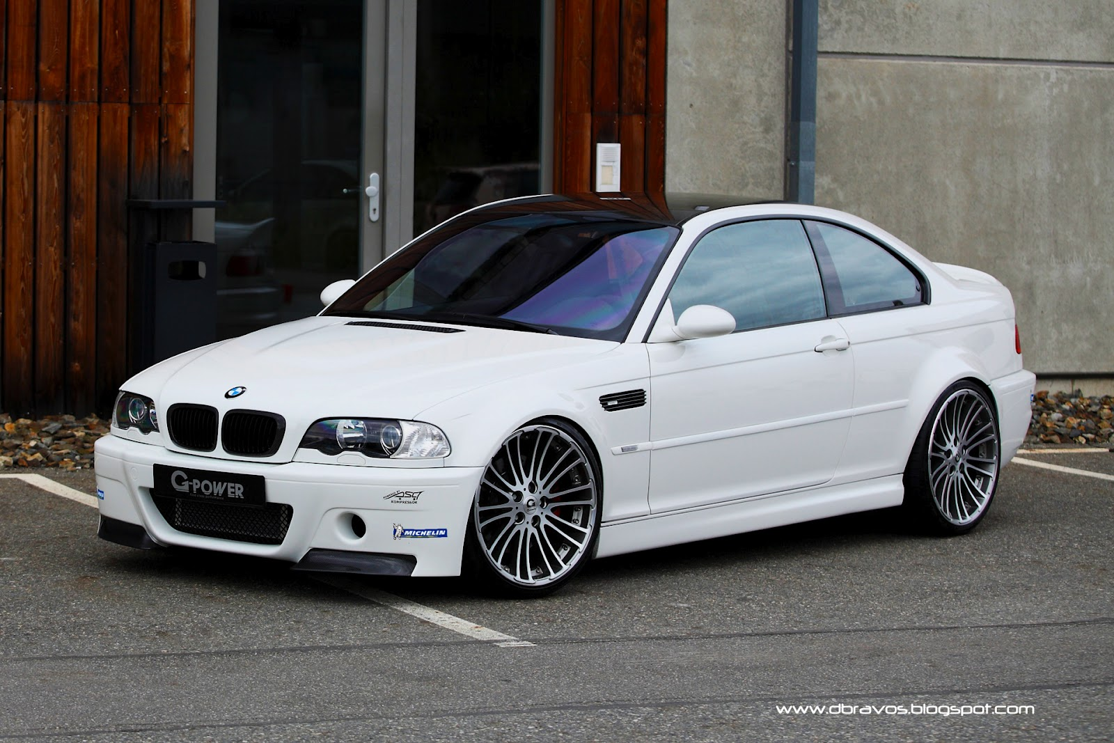 Autos Test Drive Noticias Y Mucho Mas G Power M3 E46 With 450 Hp