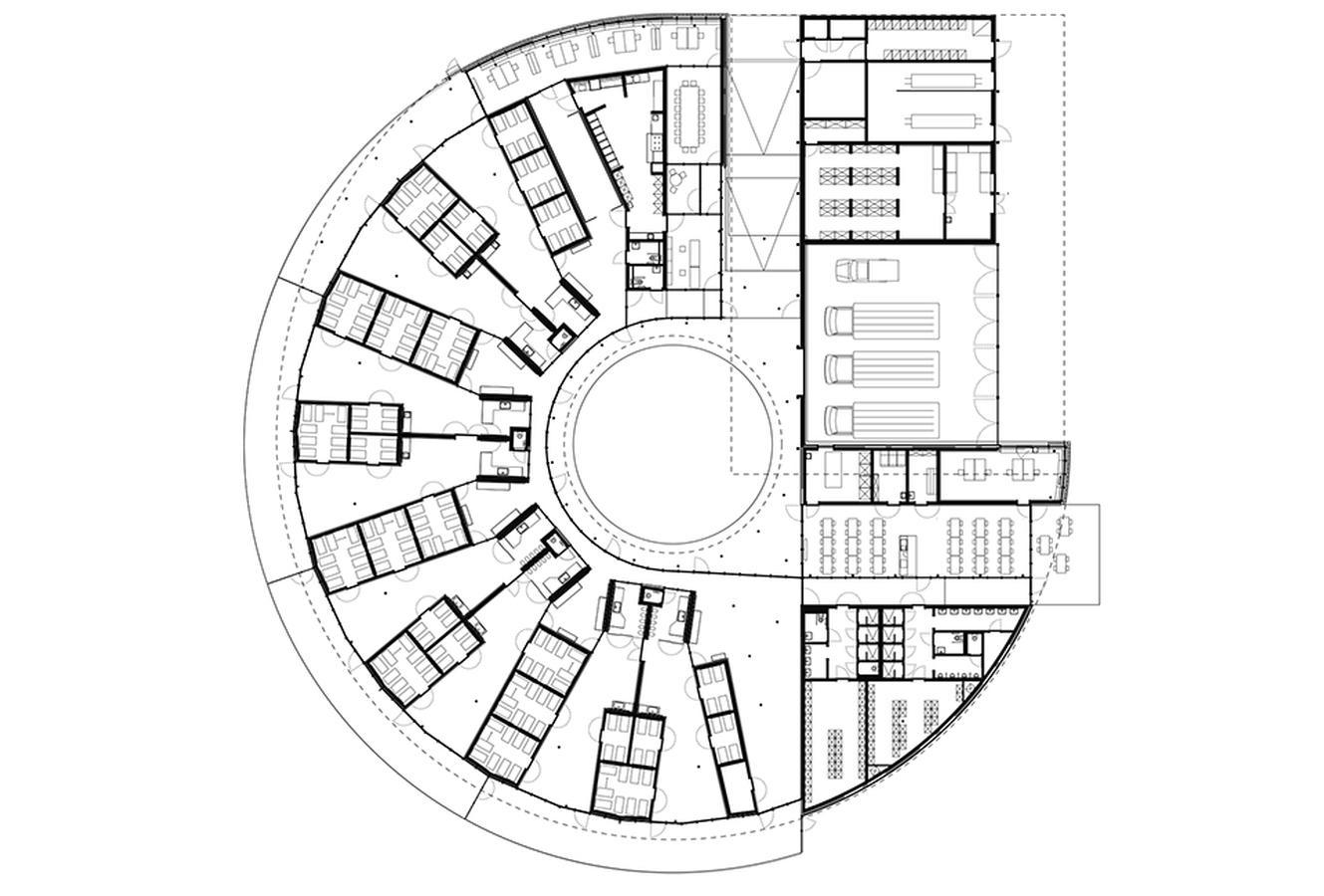 Yurt Home Floor Plans A F A S I A 51n4e