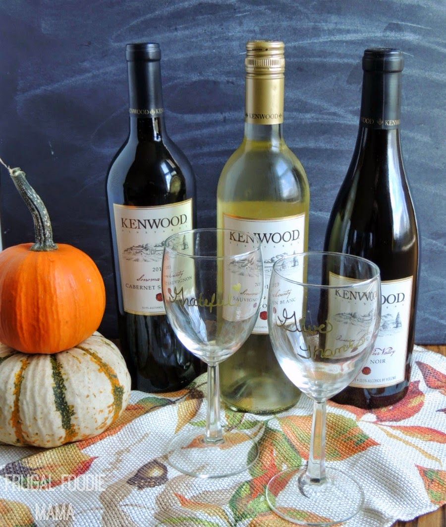 Sharing Gratitude and Giving Back This Thanksgiving with Kenwood Vineyards #ShareYourTable #MC