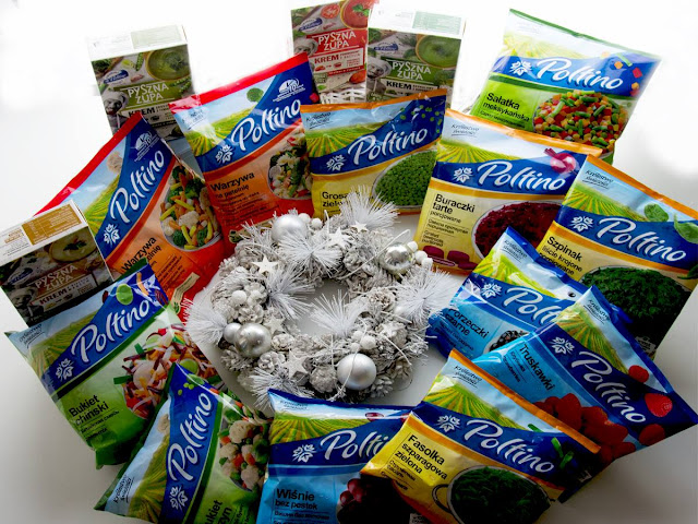Świątecznie i słodko -  konkurs na danie z mrożonkami Poltino